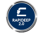 Rapid deep logo
