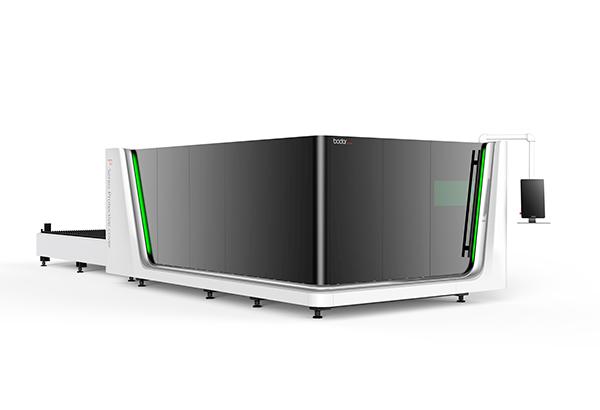 Bodor P-serie laserskæremaskine plader