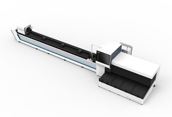 Bodor TA-serie laserskæremaskine rør