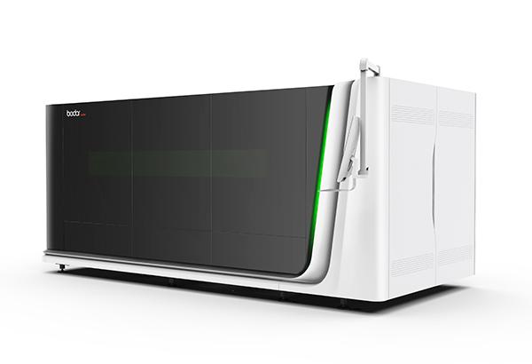 Bodor i-serie laserskæremaskine plader